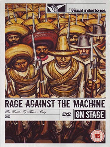 Rage Against Machine-The Battle of Mexico City