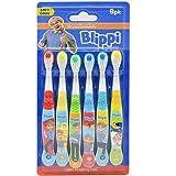 Brush Buddie Blippi Toothbrush 6 Pack for...