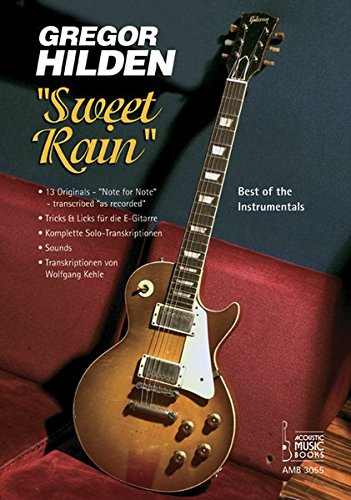 Sweet Rain: Best of the Instrumentals