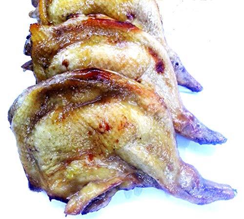★特大もも焼★テリヤキ味ローストチキンレッグ(冷凍)
