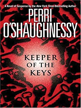 Hardcover Keeper of the Keys [Large Print] Book