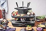 Raclette-Fondue-Set Test