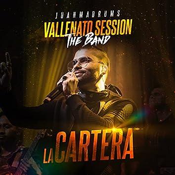 La Cartera (Vallenato Session) [En Vivo]