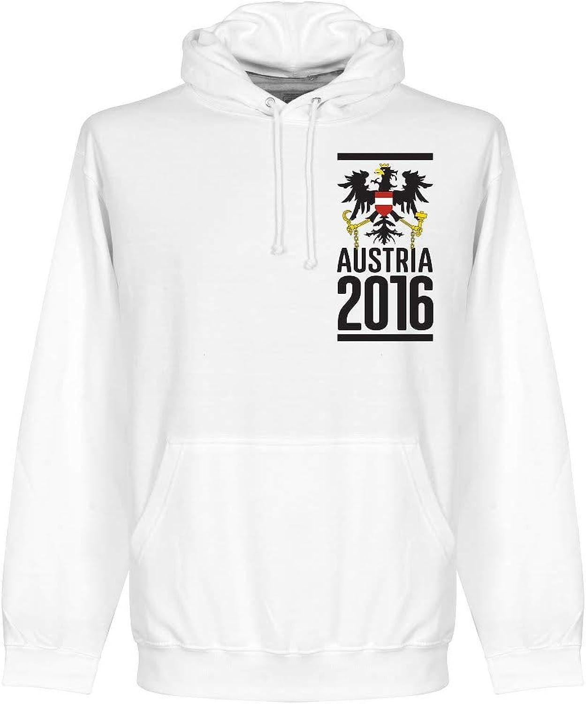 Retake Austria Hoodie 2016  White