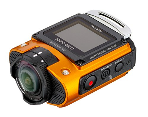 Ricoh WG-M2 RICOH WG-M2 action Camera per Riprese Video...