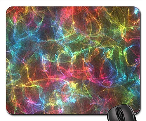 Rectangle Non-Slip Rubber Mouse Pad(9,45x7,8x0,12 inch) Background Abstract Abstract Background 22