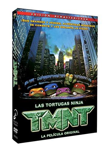 Las Tortugas Ninja - La Pelicula [DVD]