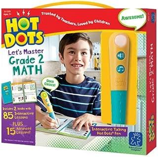 Hot Dots Let's Master 2nd Grade Math