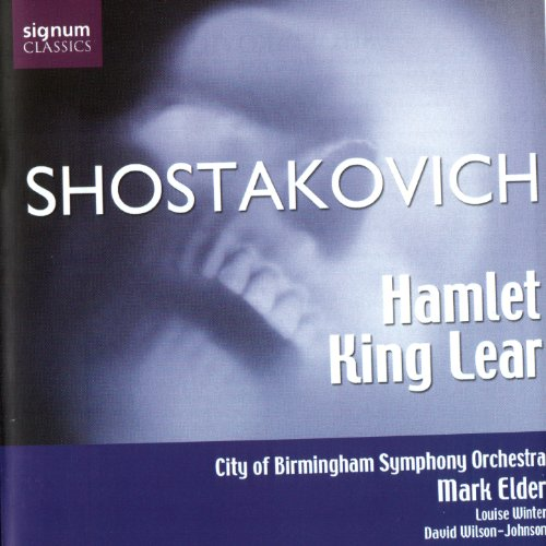 Hamlet Op. 32 - 1932 Production - Act III - Love scene of the Player-King and Pl