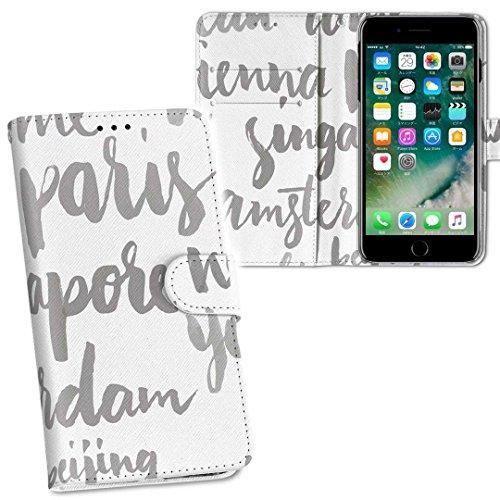 igcase iphone7 アイフォーンAPPLE APPLEsoftbank 専用ケース 手帳型 スマホカバー 両面プリント iphone7 ケース カバー レザー ケース 手帳タイプ フリップ ダイアリー 二つ折り 革 フルデザイン 010967 英