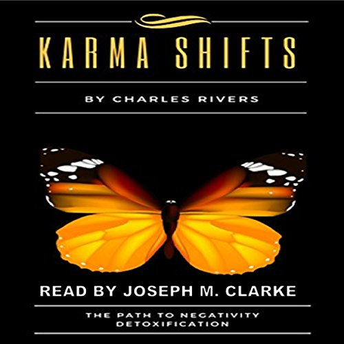 Karma Shifts audiobook cover art