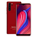 Unlocked Cell Phones, Blackview A80Pro 4GB+64GB Unlocked Smartphone, Android 10, 6.49 inches Mobile Phone, 13MP+8MP, 4680mAh 4G Dual SIM Unlocked Phones, Fingerprint/Face ID for AT&T T-Mobile Phones