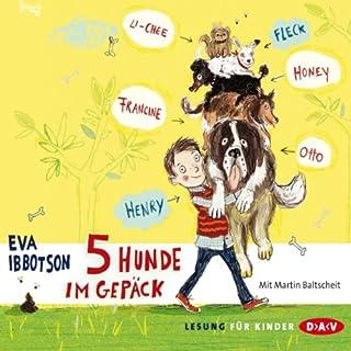 5 Hunde im Gepäck Titelbild