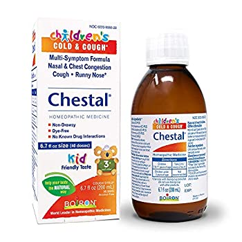 Chestal Children s Cold and Cough Syrup 6.7 Fluid Ounce
