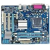 Diecast master Ajuste para Fit For GIGABYTE GA-G41M-ES2L Placa Base Ajuste para Fit For LGA 775 DDR2 8G G41 G41M-ES2L MAPINARIO DE ESCRUPARIO SAYANDO SQUISPER Placa Base de computadora