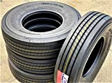 Set of 4 (FOUR) TransEagle ST Radial All Steel Heavy Duty Premium Trailer Tires-ST235/85R16 132/127M LRG 14-Ply