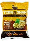 Tien Shan Nouilles de blé instantanées - Saveur Poulet - 85g - Pour 1 personne...