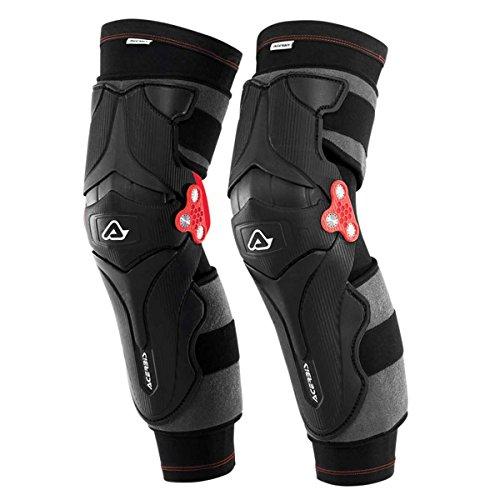Acerbis X-Strong schwarz Knieprotektor