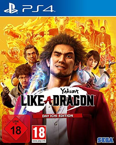 Yakuza 7: Like a Dragon - Day Ichi Edition (Playstation 4)
