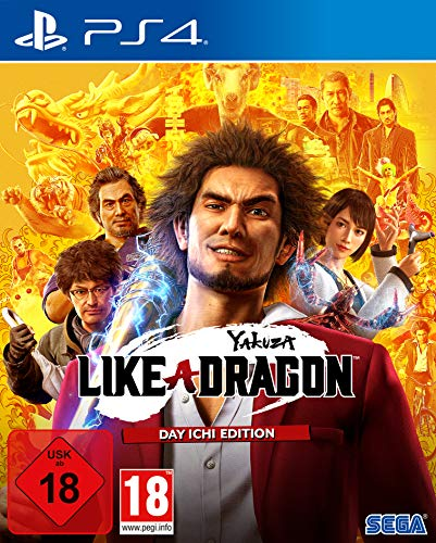 Yakuza 7: Like a Dragon - Limited Edition (Playstation 4)