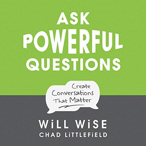 Ask Powerful Questions cover art