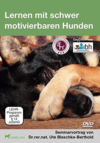 Lernen mit schwer motivierbaren Hunden: Seminarvortrag von Dr. rer. nat. Dipl. Ute Blaschke-Berthold