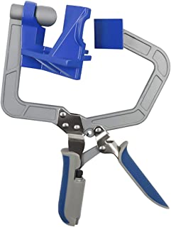 Auto-adjustable 90 Degree Corner Clamp,90° Right Angle Clamps Tools,Multifunction Corner Clamp Tools,for Wood-working, Engineering, Welding, Carpenter, Photo Framing