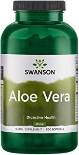 Best aloe vera pills for stomach Reviews
