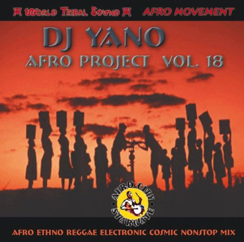 Vol. 18-Afro Project