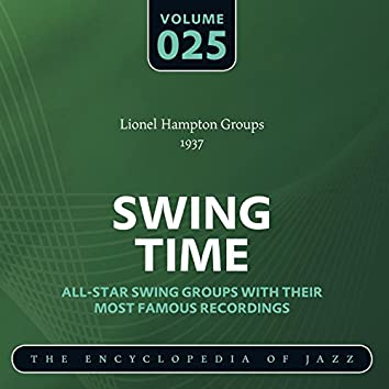 Swing Time - The Encyclopedia of Jazz, Vol. 25