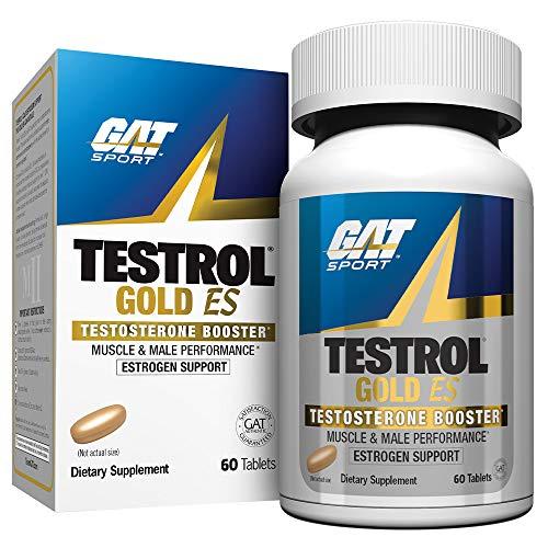 GAT Testrol Gold ES - 60 Tablets