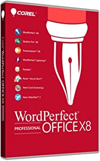 corel wordperfect serial number