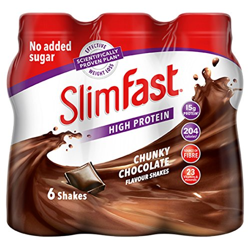SlimFast High Protein Meal Repla...