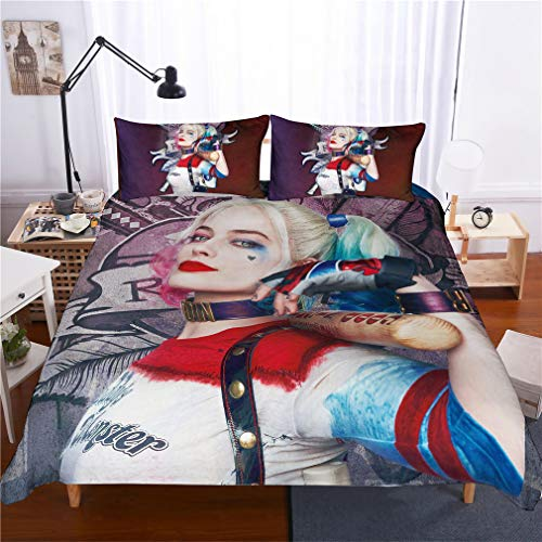 51JKgjuIKOL Harley Quinn Bed Sets