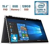 2019 HP 15.6-inch X360 2-in-1 Touchscreen FHD...