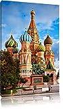 Basilica in St. Petersburg Format: 60x40 auf Leinwand, XXL riesige Bilder fertig gerahmt mit Keilrahmen, Kunstdruck auf Wandbild mit Rahmen, günstiger als Gemälde oder Ölbild, kein Poster oder Plakat