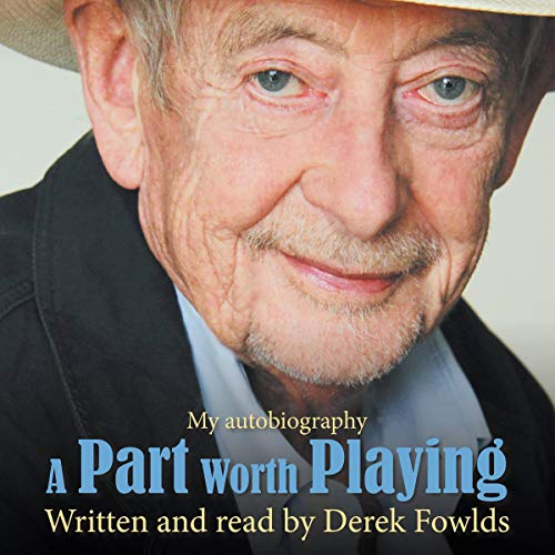 A Part Worth Playing audiobook cover art