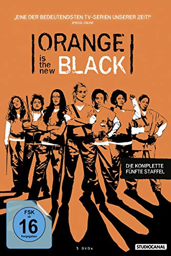 Orange is the New Black - Staffel 5 (5 DVDs)