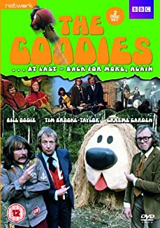The Goodies - At Last - Back For More, Again