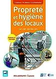 Proprete et hygiène des locaux cap aph, bac pro hps, cqp, bts mse (2016) - man