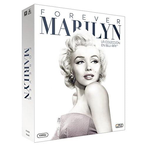 Pack Marilyn - 50 aniversario [Blu-ray]: Amazon.es: Varios, Varios ...