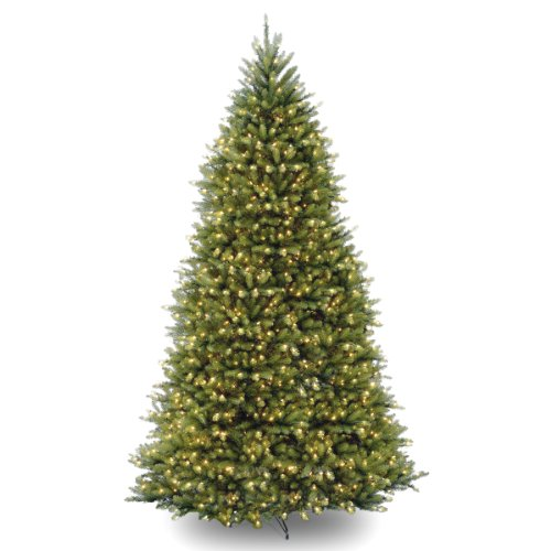 National Tree 10 Foot Dunhill Fir Tree, 10'