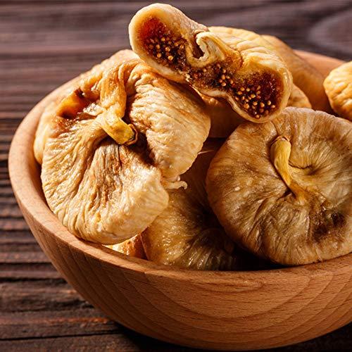 Feigen getrocknet ganz naturbelassen ungezuckert unbehandelt aus der Türkei gesund vegan Kalorien Feigenbaum Feigenmarmelade Feigensenf Frischebeutel | abnehmen | Premium Qualität | 1000g