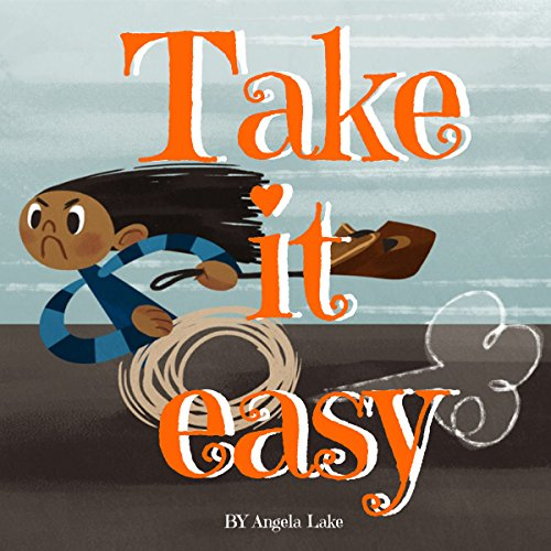 Take It Easy audiobook cover art