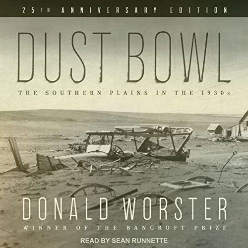 Dust Bowl audiobook cover art