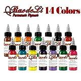 14 Color Set de Tinta