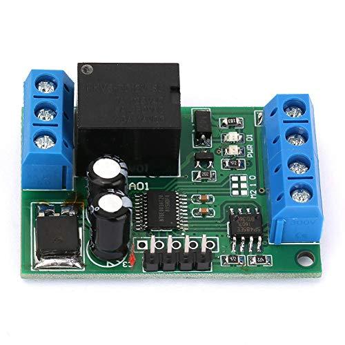 RS485 MODBUS RTU Serielle Schnittstelle Multifunktions-Relaismodul Ultrakleiner SPS-Controller 12 V, 1 Kanal