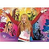 Clementoni 276998- Puzzle Infantil de Hannah Montana
