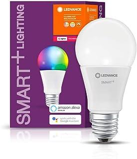 Ledvance Smart Home E27 ZigBee Light Bulb, Rgbw Colour Changing
