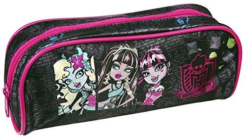 Undercover MHCP0691 - Schlamperetui Monster High, ca. 23 x 8 x 7 cm